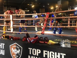 7 Day Muay Thai Training in Chatuchak, Bangkok