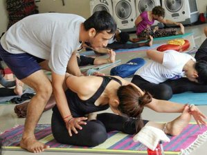 22 Days 200-Hour Hatha and Ashtanga Vinyasa Yoga Teacher Training Rishikesh India