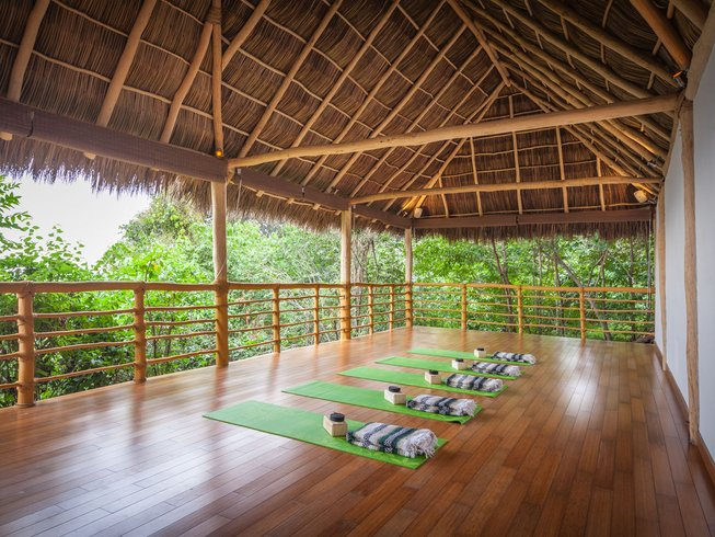 8 Days Single Yogini Beach Retreat in Mexico