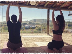 4 Day Anti-Stress Easter Yoga Retreat in Portugal