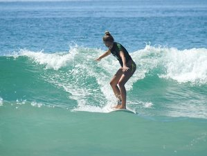 7 Days Surf and Yoga Holiday in Posada Playa Carmen, Costa Rica