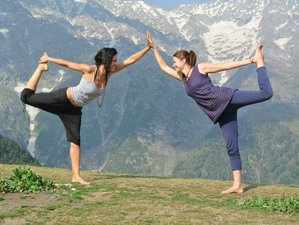 27 Days 200-Hour YTT in Dharamsala