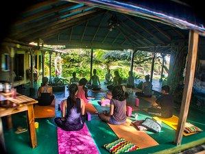 4 Tage Entspannen und Mit der Natur Verbinden Yoga Urlaub in Jamaika