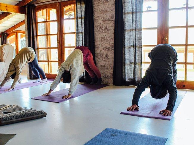 6 días de bienestar y retiro de yoga en Argentina