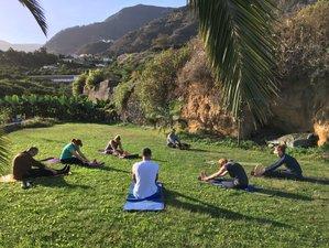 7 Tage Fasten-Wandern-Detox mit Achtsamkeitsübungen auf Teneriffa, Kanaren