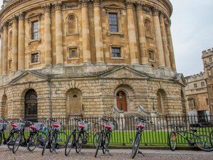8 Days Self Guided Cycling Tour in Oxford, South Cotswolds, and Bath, UK