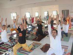 21 Days Evolving through the Chakras & Tools of Tantra Yoga Retreat in India