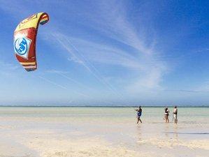 7 Days Beginners Kitesurf Camp in Zanzibar, Tanzania