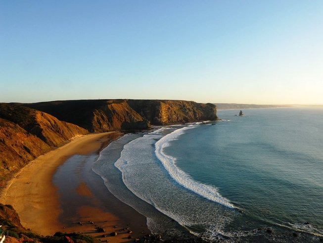 8 Days Surf and Yoga Retreat in Aljezur, Portugal