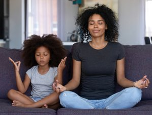 Bring a Compassionate Connection through a 3-Month Self-Paced Online Mindful Parenting Course
