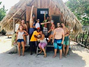 4 Days Beginner Kite Surf Camp in Buen Hombre, Dominican Republic