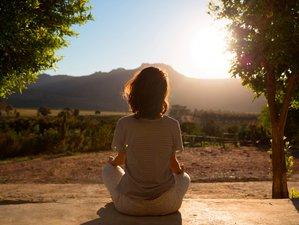 4 Tage Entgiftende Meditation und Yoga Retreat Westkap, Südafrika
