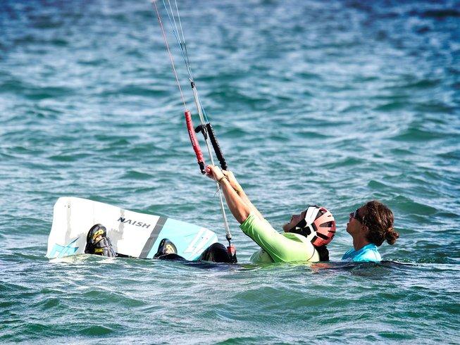 7 Days Kitesurfing Camp in Tarifa, Spain