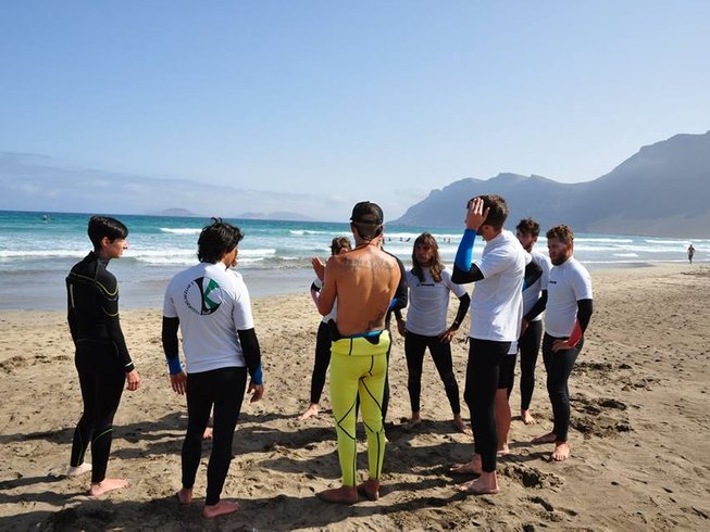 8 Days Beginner Surf Camp in Canary Islands, Spain