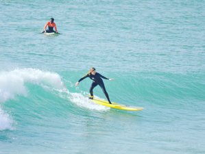 8 Days Authentic Yoga and Surf Camp in Tamraght, Morocco