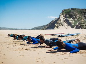 7 Days Oriented Surf Camp in Portugal