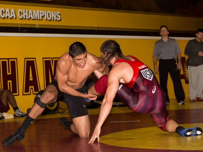 4 Days Intensive Wrestling Camp for Teenagers in Arizona, USA