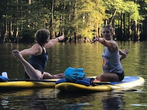 4 Days Beach SUP Yoga Retreat in Alabama, USA