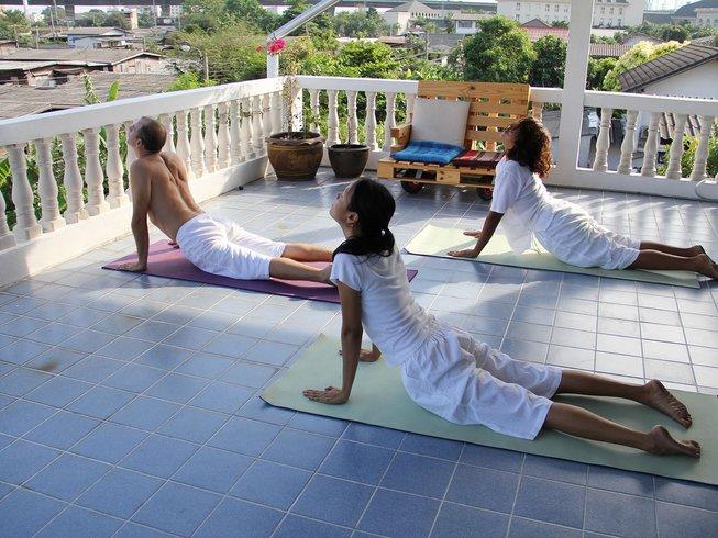 7-Daagse Zelfgenezing Meditatie en Yoga Retraite in Bangkok, Thailand