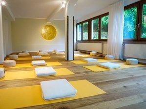 3 Tage Abheben und Entspannen Yoga Sommer Retreat in der Hollermühle, Deutschland