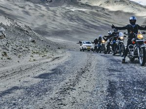 6 Day Get Leh'd in Ladakh: Guided Motorcycle Tour in North India's Himalayas