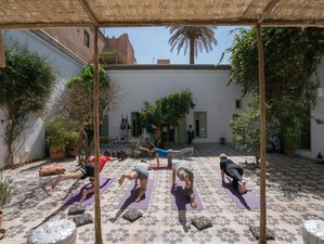 4 Day Affordable Yoga Retreat in Marrakech