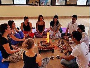 28 Day 200-Hour Vinyasa Yoga Teacher Training in Rishikesh