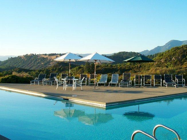 days calistoga yoga retreat in california