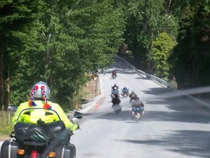 13 Days Kiwi Trails Self-Guided Motorcycle Tour in the North and South Islands of New Zealand