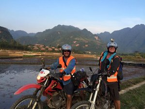 7 Days Northwest Vietnam Motorbike Tour