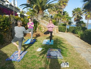 6-Daagse Winter Yoga en Wellness Retraite in Spanje