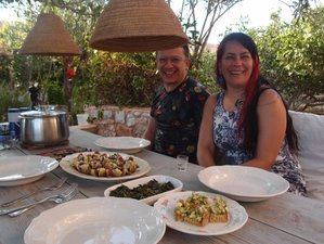 4 Day Traditional Vegan or Vegetarian Holiday with Cooking Classes on Island of Syros, Cyclades