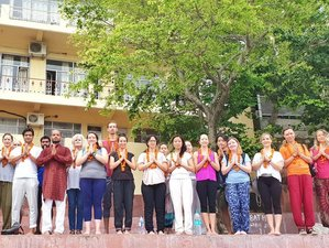 28 Days 300-Hour Advanced Multi Style  Yoga Teacher Training in Rishikesh India