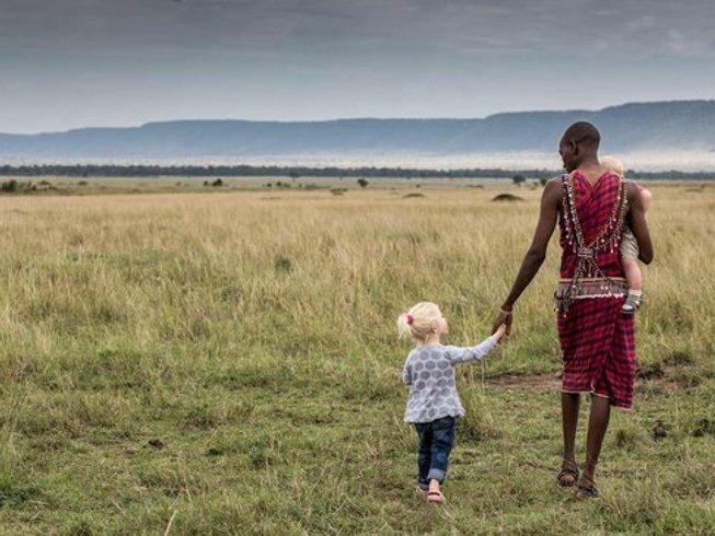 3 Days Balloon Ride and Wildlife Safari in Kenya