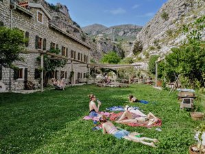 7 Tage Meditation und Yoga Retreat in Stari Bar, Montenegro