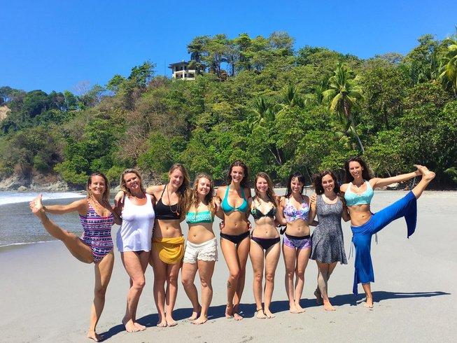 The Epic Academy: 32 Day 200-Hr Vinyasa Yoga Teacher Training in Costa Rica