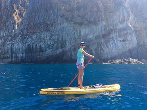 8 Days Relaxing SUP Camp in Sardinia, Italy