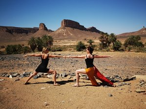 8 Days Yoga and Ayurveda Meet Desert Trip Holiday in Marrakech, Morocco