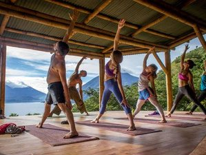 7 Days Sunny Side-Up Yoga Retreat in Andalusia, Spain