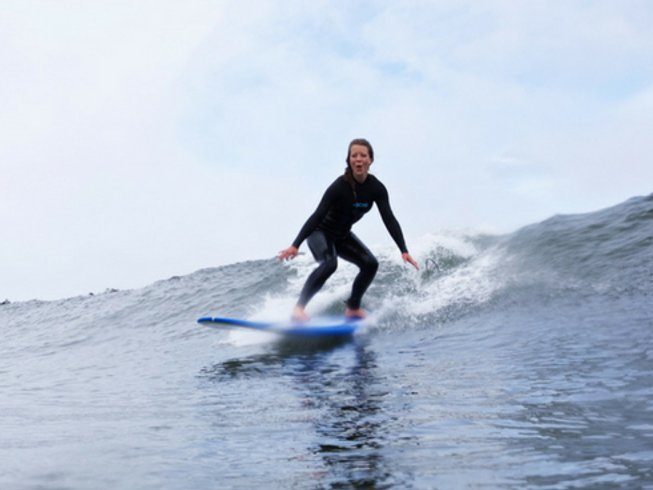 5 Days Surf Camp in Tofino