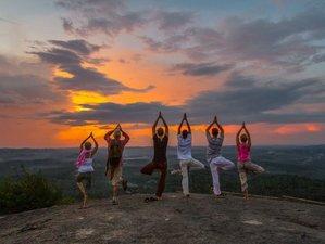 8 Day Ayurveda, Meditation, Hatha Yoga Workshop, and Yoga Retreat in Varkala, India