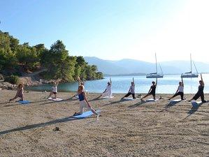 8-Daagse Yoga Vakantie aan Zee bij Poros, Griekenland