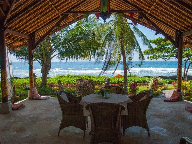 8 Days Meditation and Ayurveda Yoga Retreat in Bali
