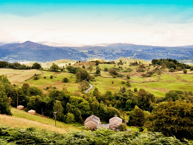4 Days Relax and Rejuvenate Yoga Retreat in Lake District, UK