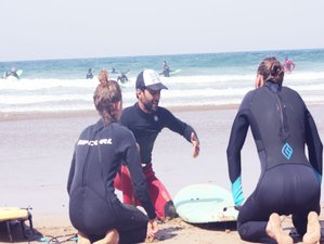 7 Days Formula Yoga and Surf Camp in Tamraght, Morocco