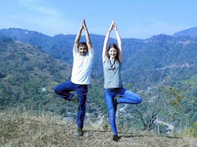 70 Days 500-Hour Hatha Yoga TTC in Rishikesh, India