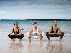 8 días retiro de yoga introducción al Kundalini y meditación en Fuerteventura, España