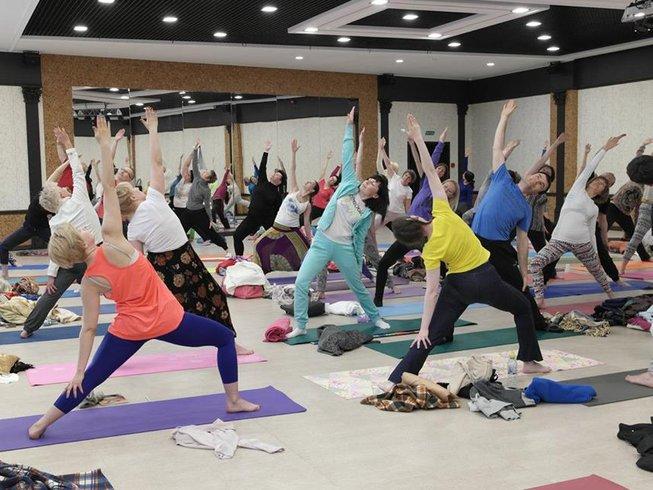 28 Days 250-Hour Hatha Yoga Teacher Training in India
