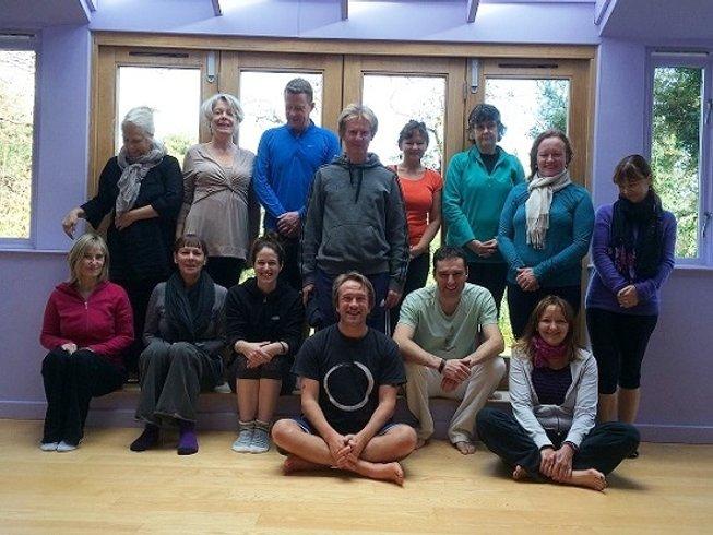 5 jours en retraite de yoga au printemps en Grande-Bretagne