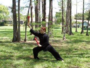 7 días de vacaciones de yoga védico tailandés, detox y aprendizaje de Tai Chi en Montezuma, península de Nicoya
